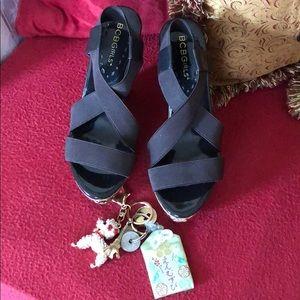 Chaussures plates pailletées Esther DOrsayJimmy Choo London XyTrPiAIl